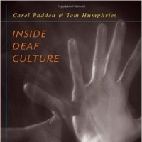 Inside Deaf Culture Book Cover